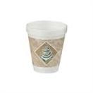8oz Dart Gourmet Foam Cup