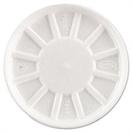 D32RL Flat Foam Round Lid