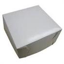 12x12x4 Cake Box