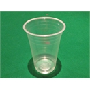 545ml Cold Drink Cup Clear