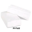 2 Ply Dinner MF Napkins White