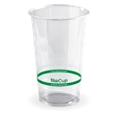 700ML CLEAR BIO COLD CUP