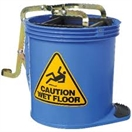 Mop Bucket Blue