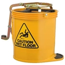 Mop Bucket Yellow