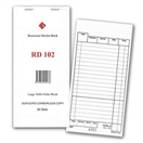 102 Duplicate Carbonless Docket Book