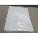Double Bread White Paper Bags