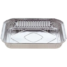 7131 Large Shallow Oblong Tray