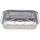 7231 Large Deep Oblong Tray