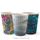 ART SERIES 12 OZ DOUBLE WALL CUP