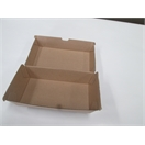 SNACK BOX LARGE BROWN KRAFT